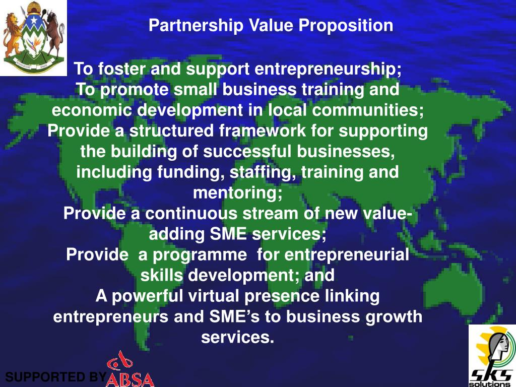 Partnership Value Proposition