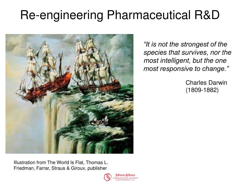 Re-engineering Pharmaceutical R&D