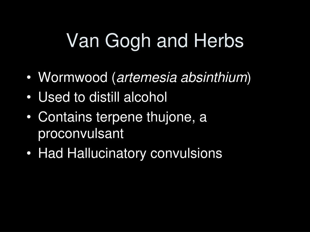Van Gogh and Herbs