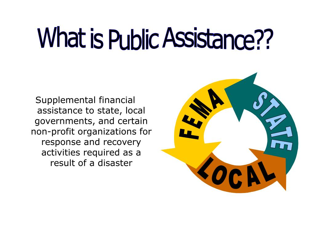 What is Public Assistance??