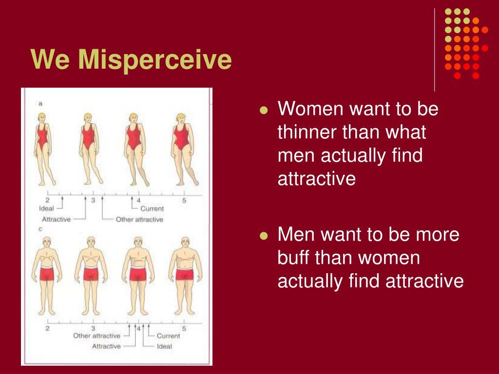 We Misperceive