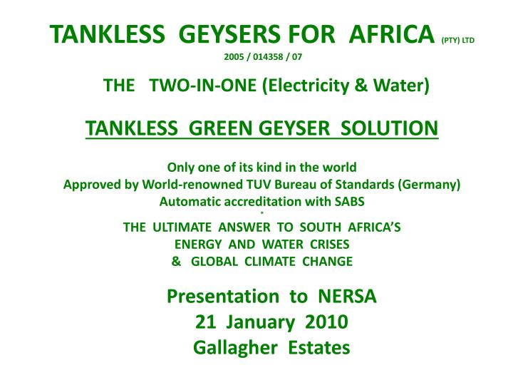 Presentation to nersa 21 january 2010 gallagher estates l.jpg
