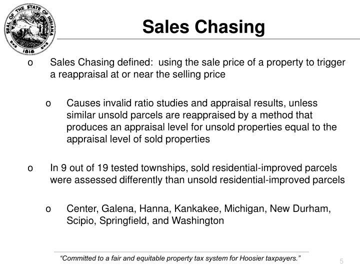 Sales Chasing