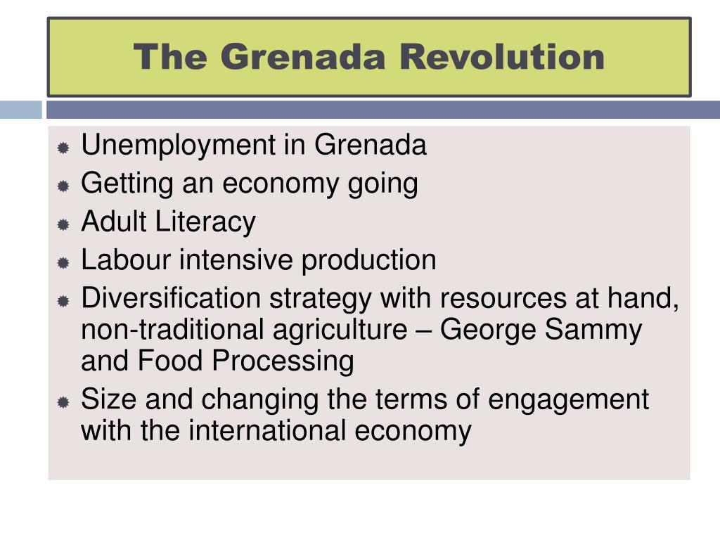 The Grenada Revolution