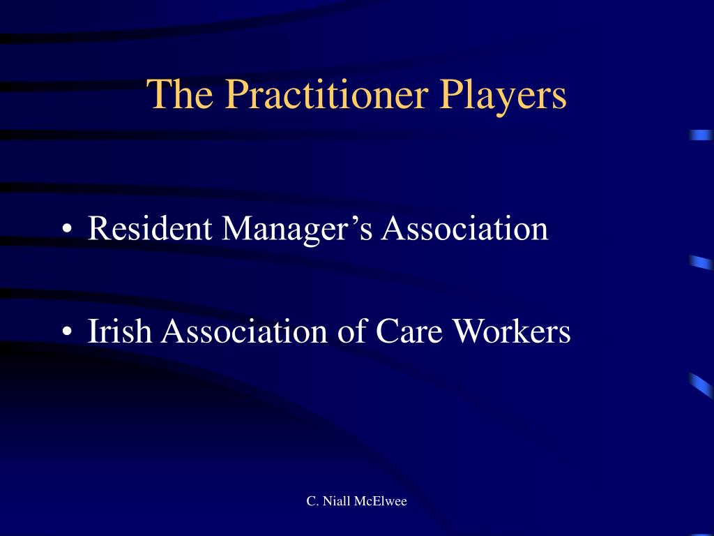 The Practitioner Players