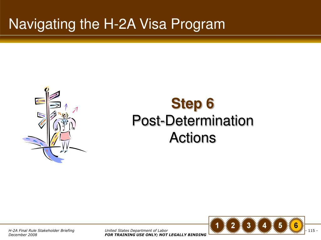 Navigating the H-2A Visa Program