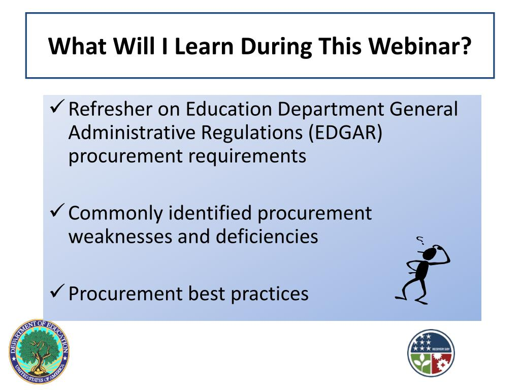 What Will I Learn During This Webinar?