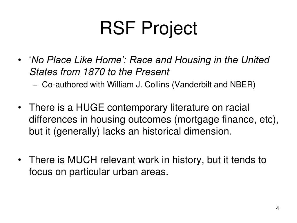 RSF Project