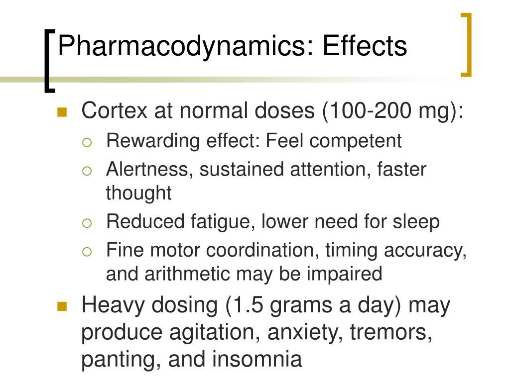Pharmacodynamics: Effects