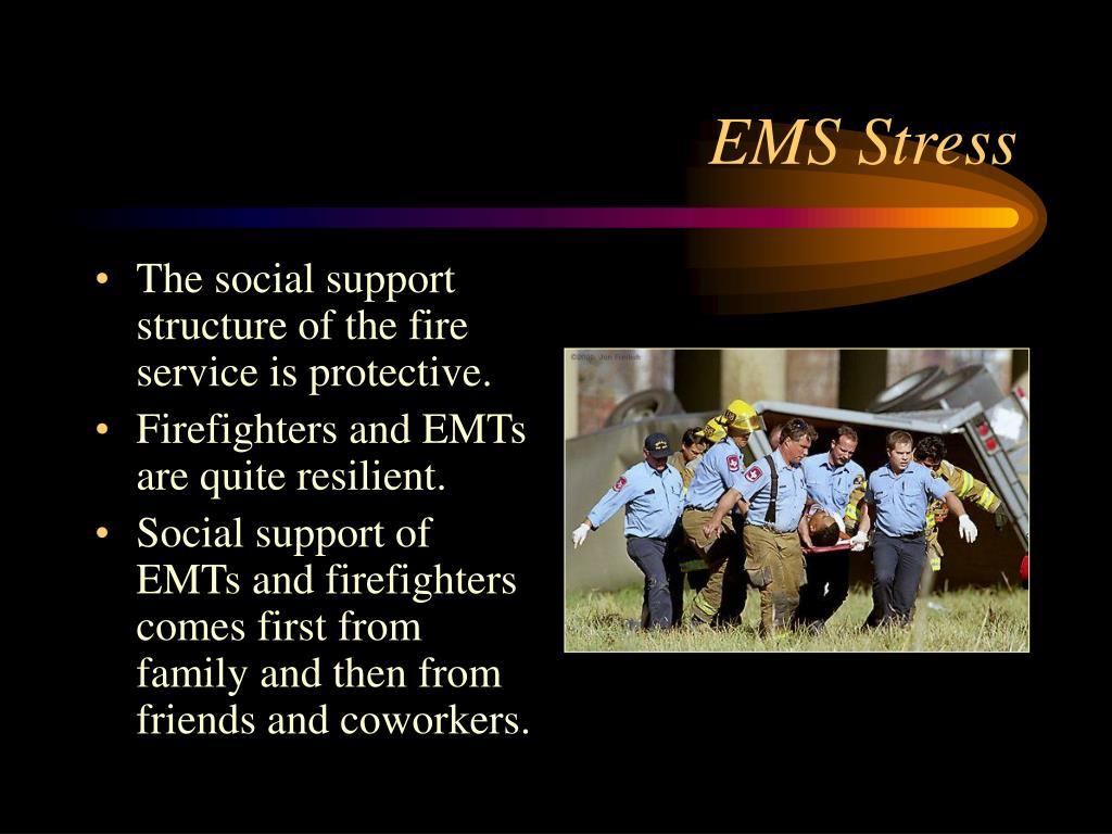 EMS Stress