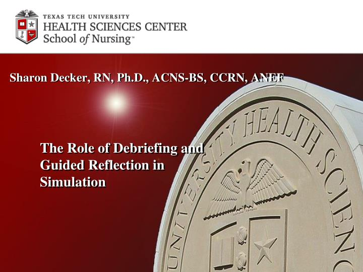 reflection of the role and responsibilities The role of a health care manager reflection the role of a health care manager reflection as you finish the health care management course, refer back to.