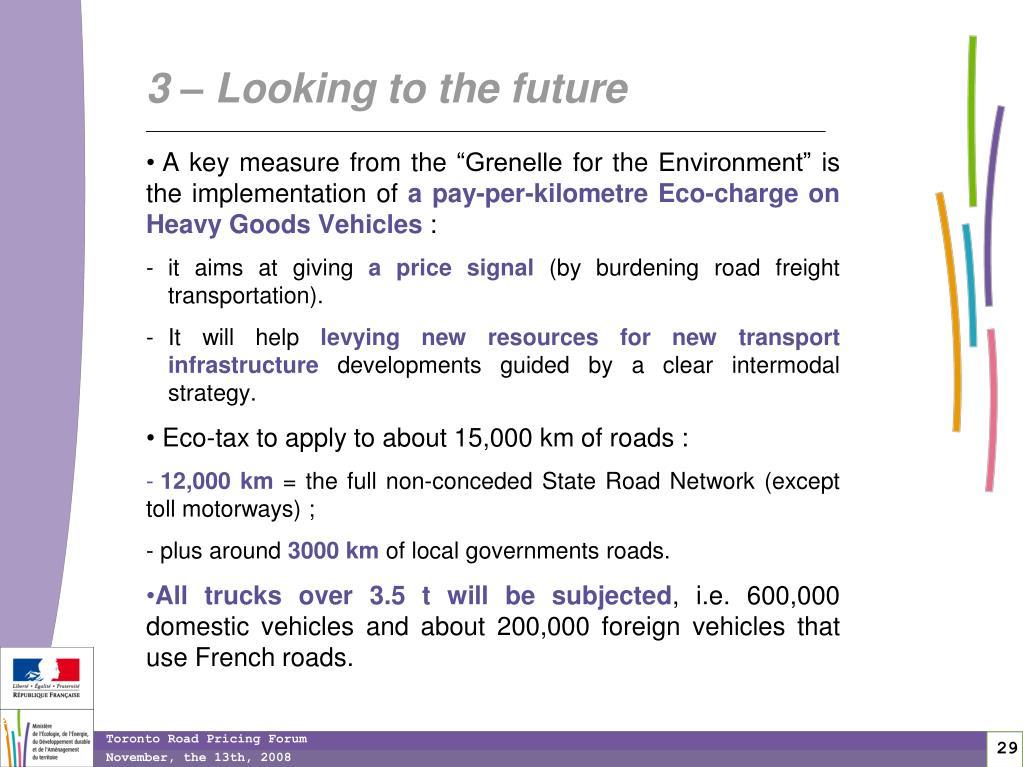 Toronto Road Pricing Forum