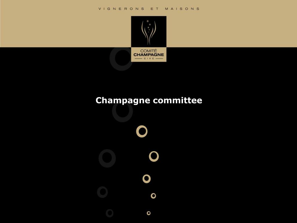 Champagne committee
