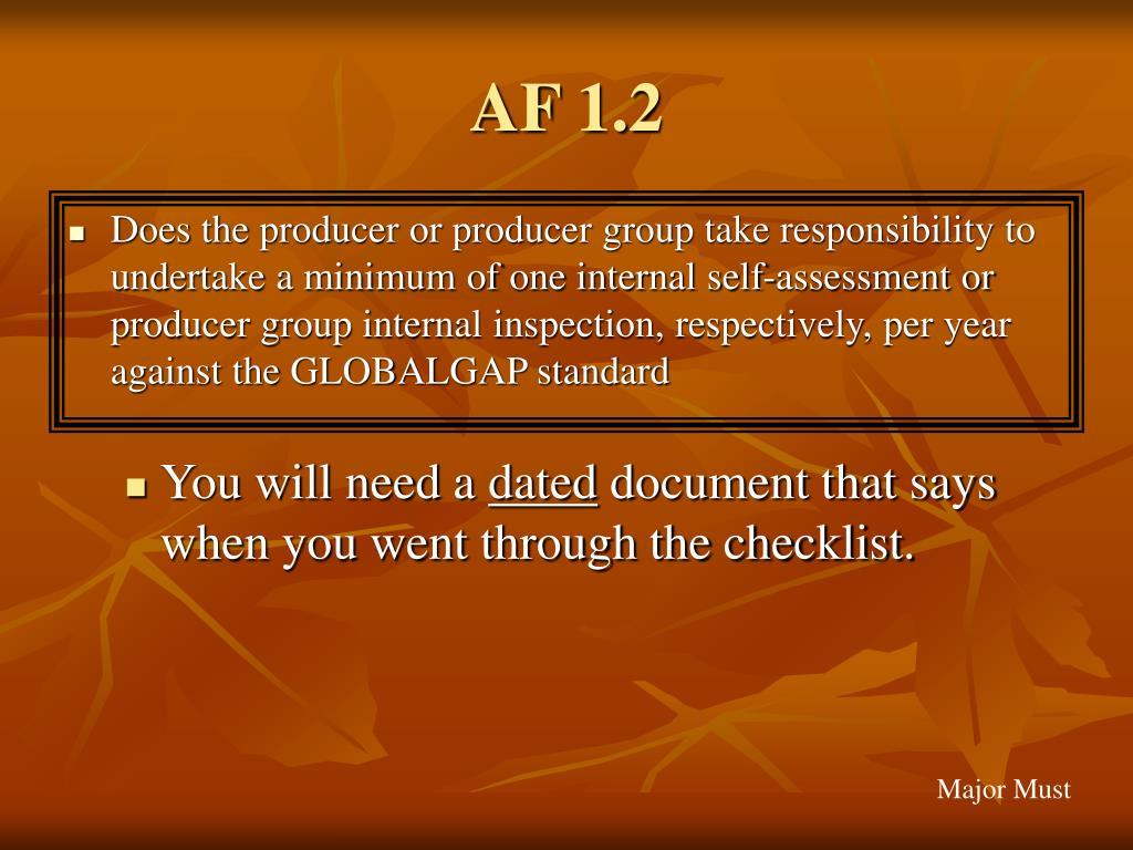 AF 1.2