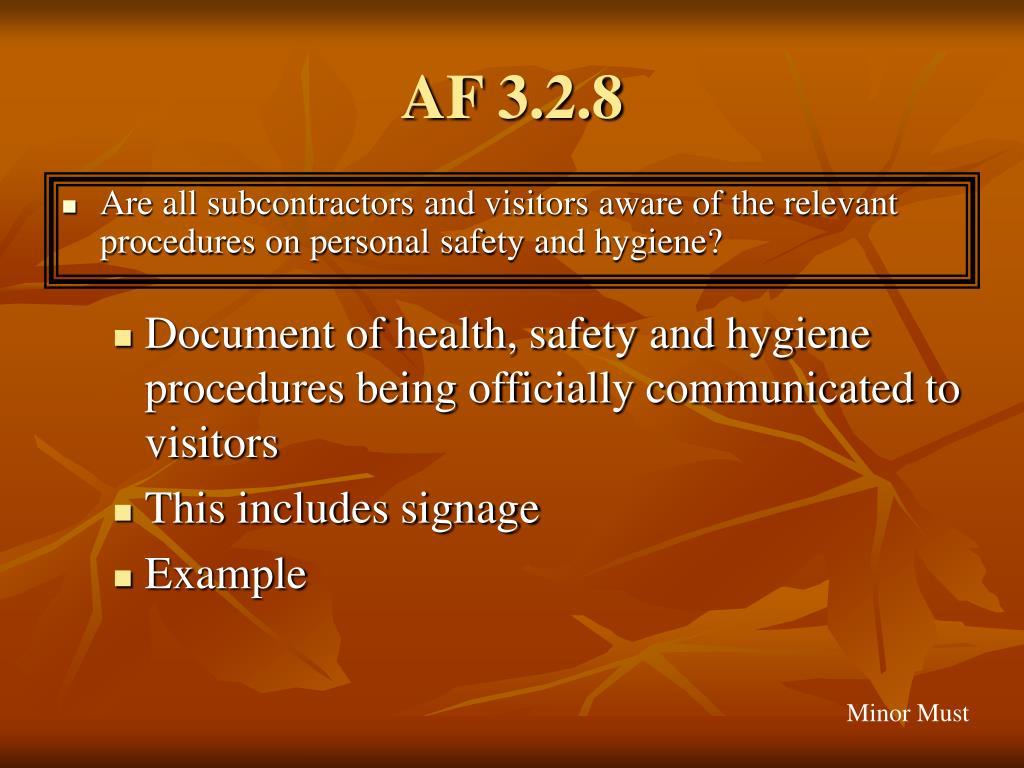 AF 3.2.8
