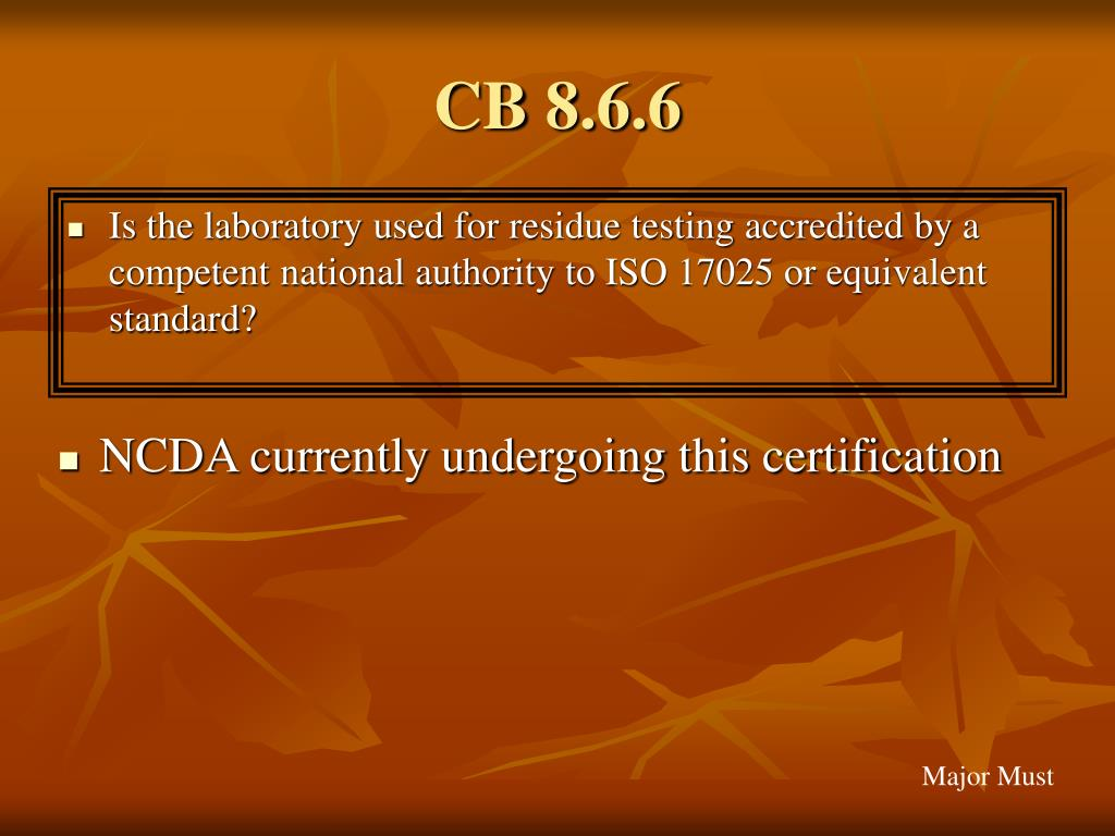 CB 8.6.6