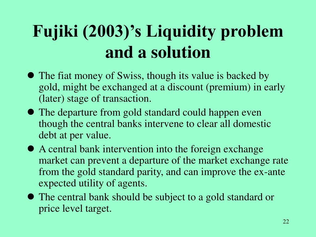 Fujiki (2003)'s Liquidity problem and a solution