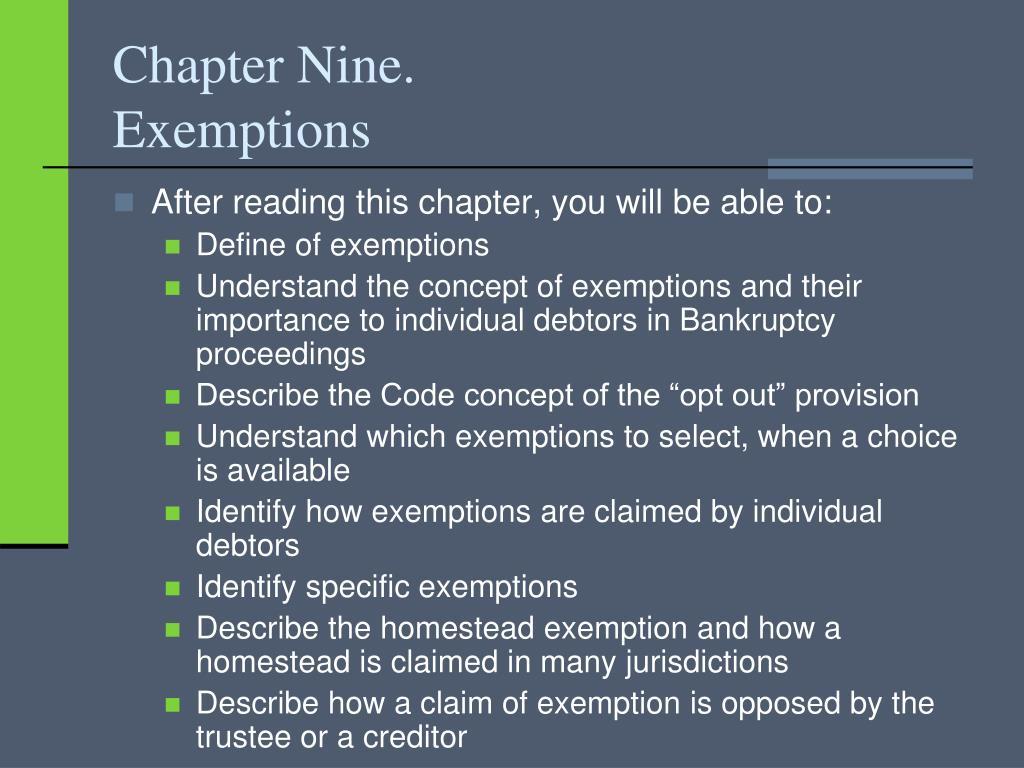 Chapter Nine.
