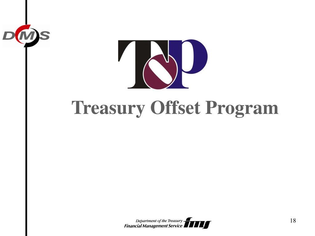 Treasury Offset Program