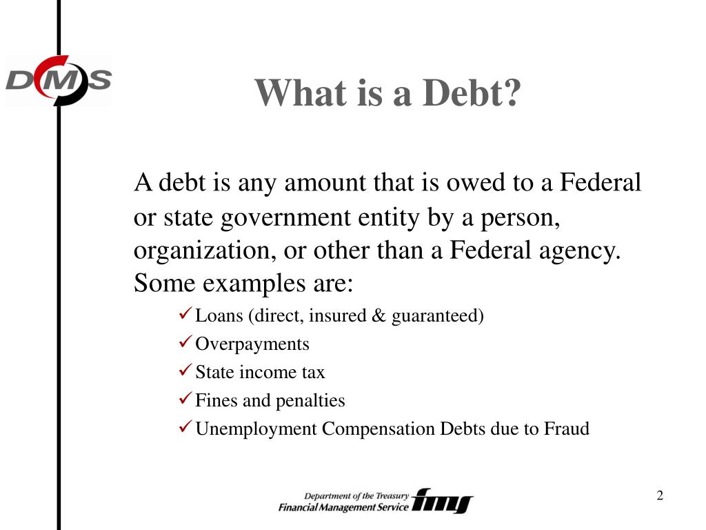 What is a Debt?