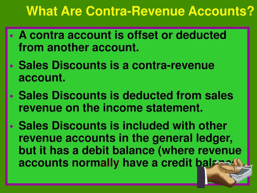 What Are Contra-Revenue Accounts?