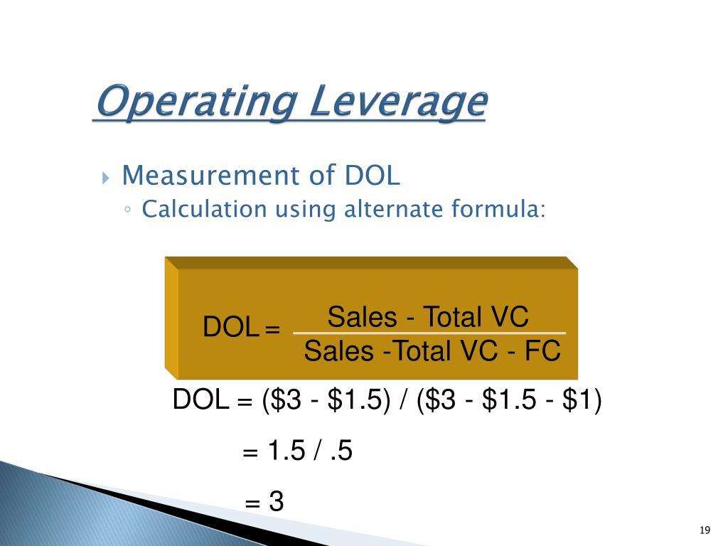 Sales - Total VC