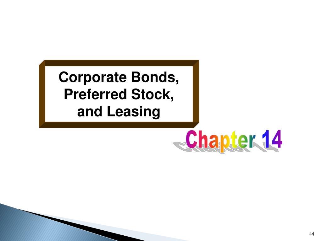 Corporate Bonds,