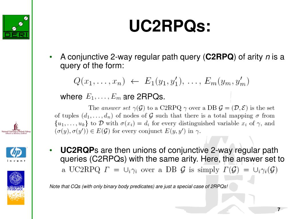 UC2RPQs: