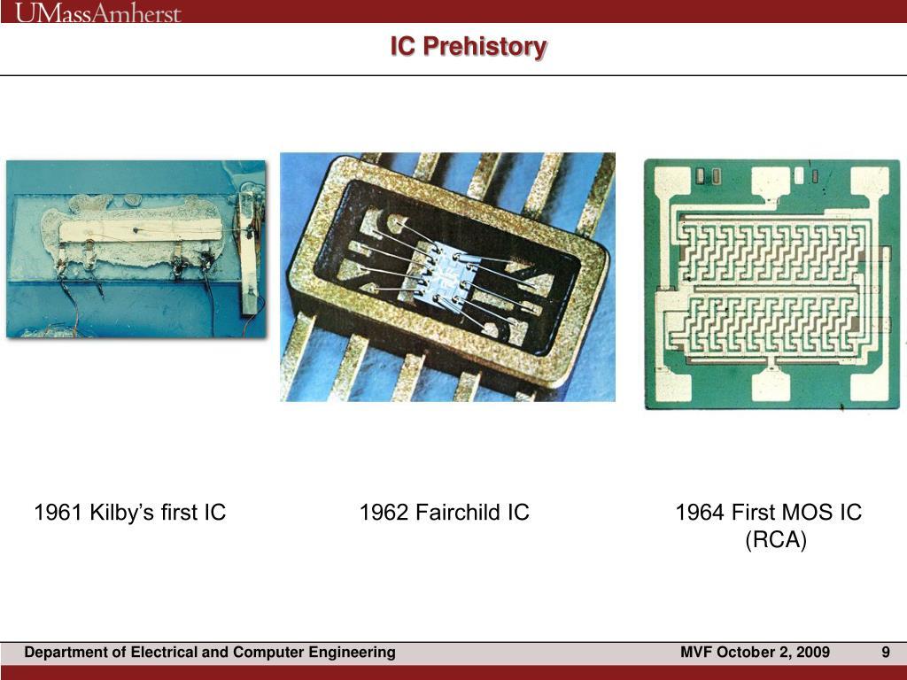 IC Prehistory