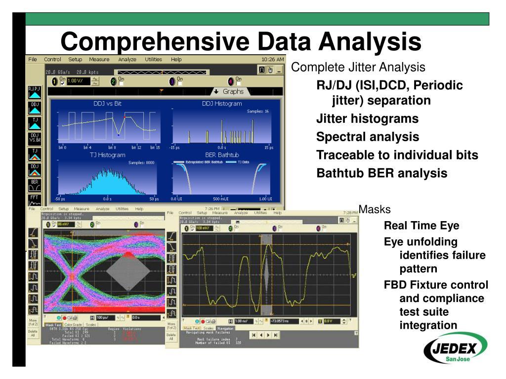 Comprehensive Data Analysis