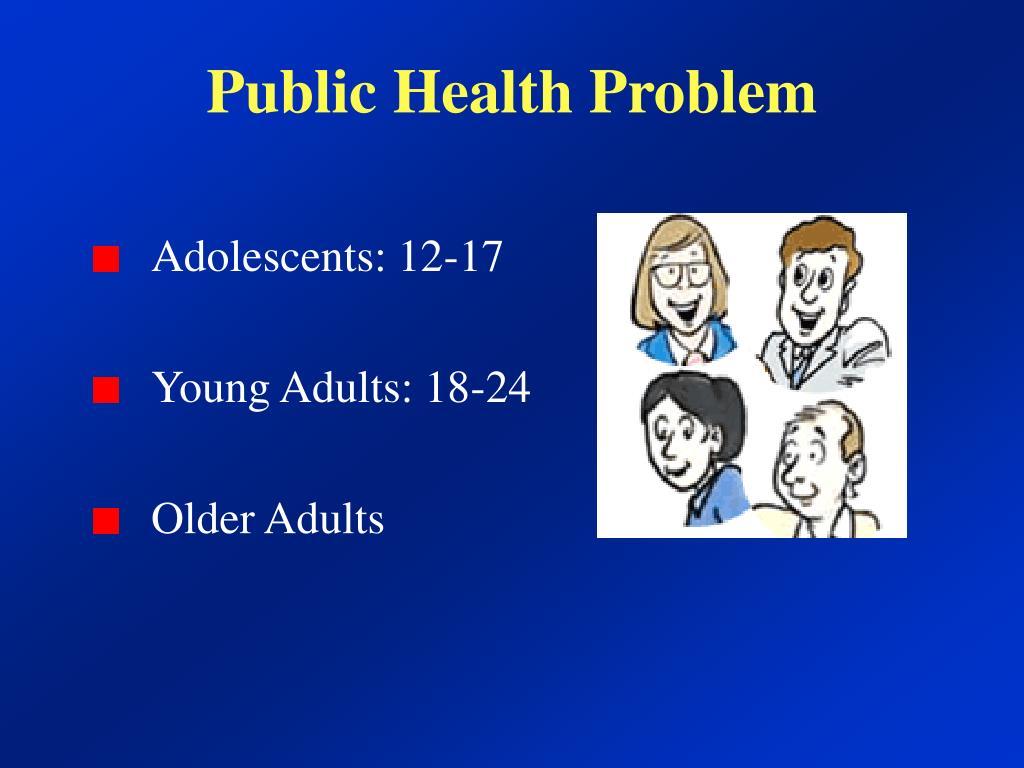 automobile and public health problem