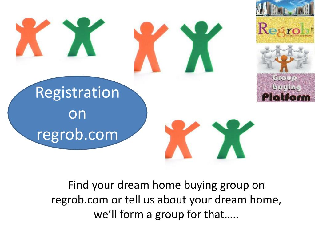 Registration on regrob.com