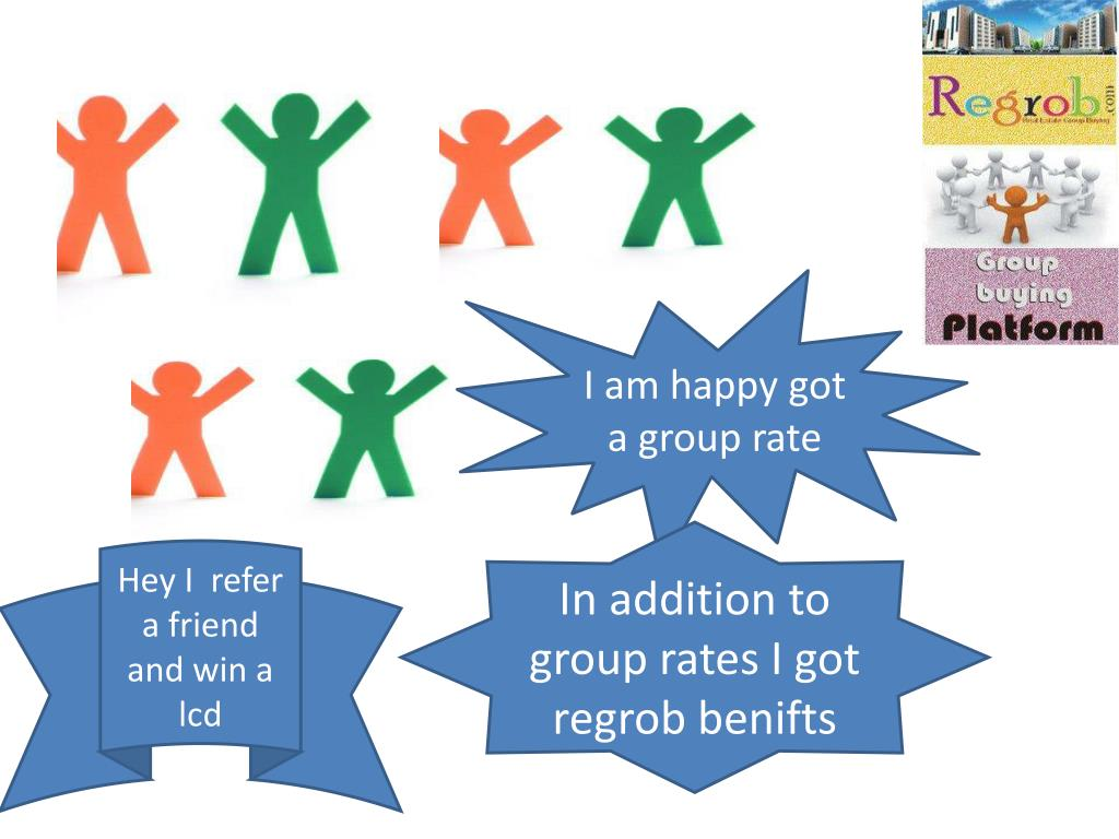 I am happy got a group rate