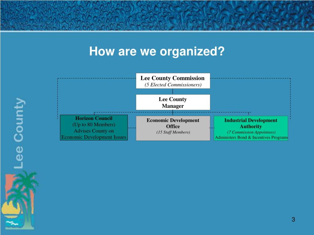 Lee County Commission
