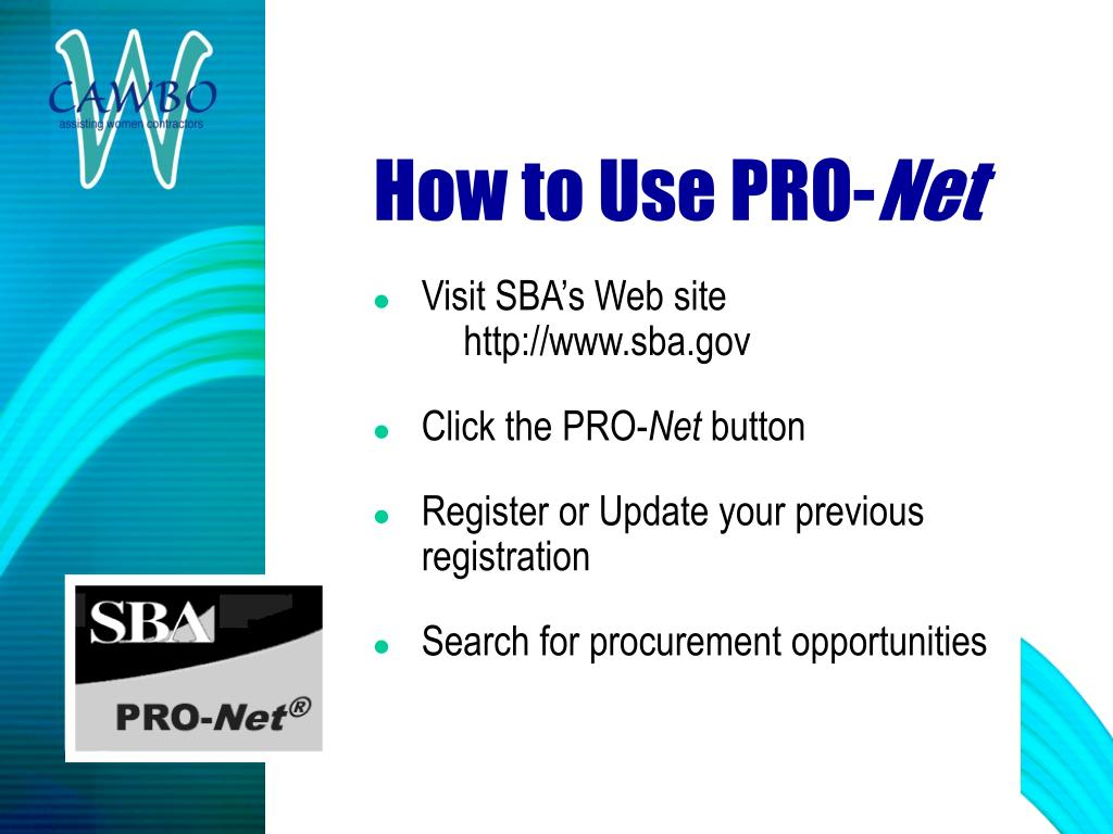 How to Use PRO-