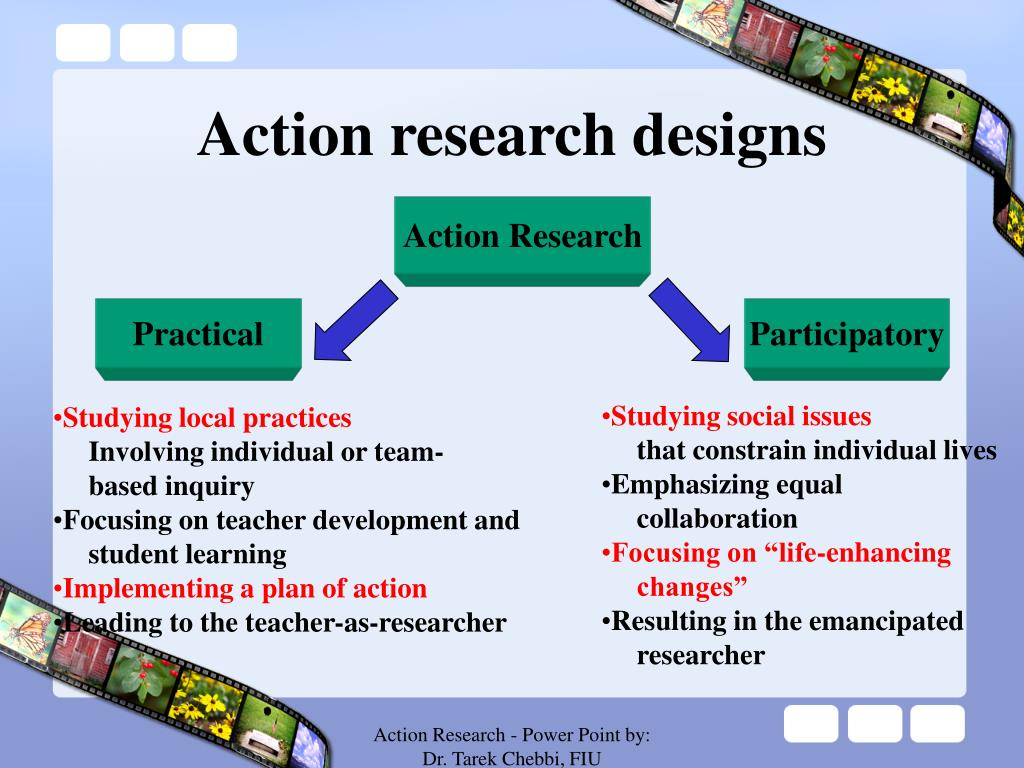 benefits of action research Benefits of action research for teachers, principals, and district office personnel, action research promises progress in professionalization the process allows them to experience problem solving and to model it for their students.