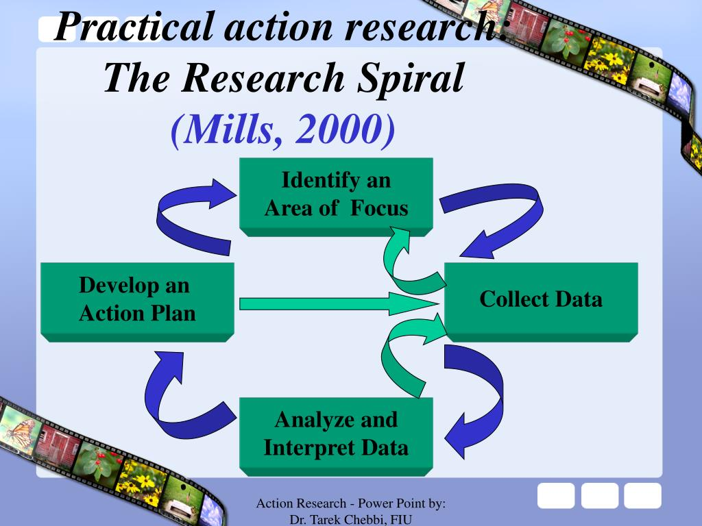 hps action research Step 1: problem identification to begin the action research process, identify the focus determine the area of teaching and learning that you want to explore.