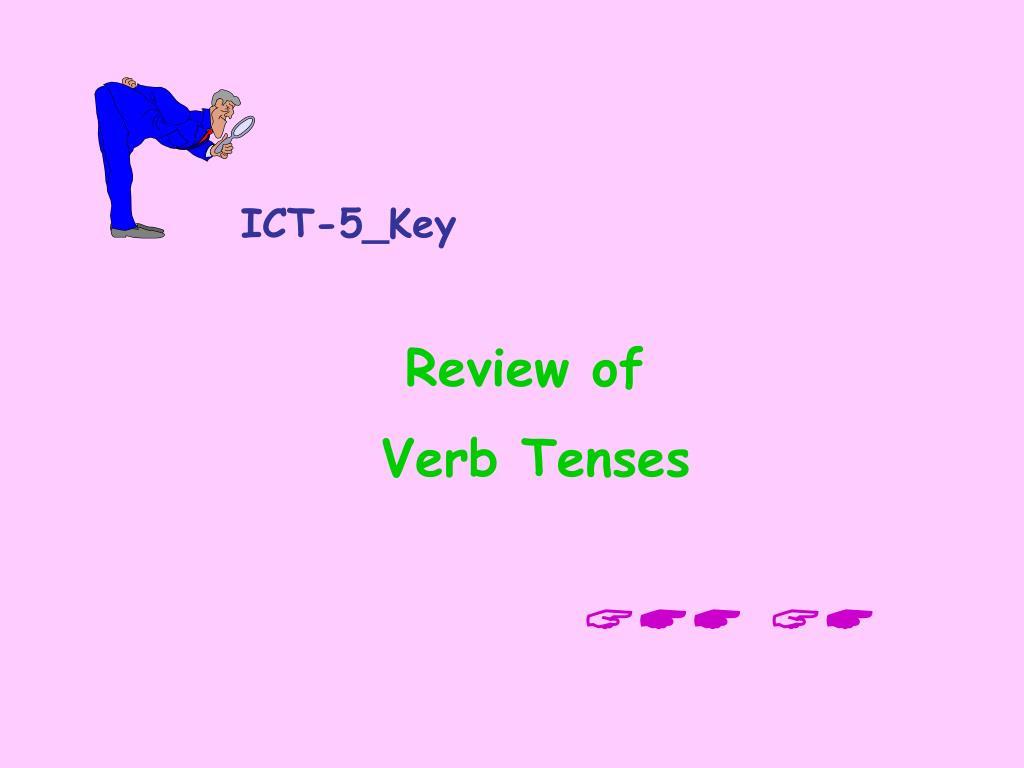 ICT-5_Key