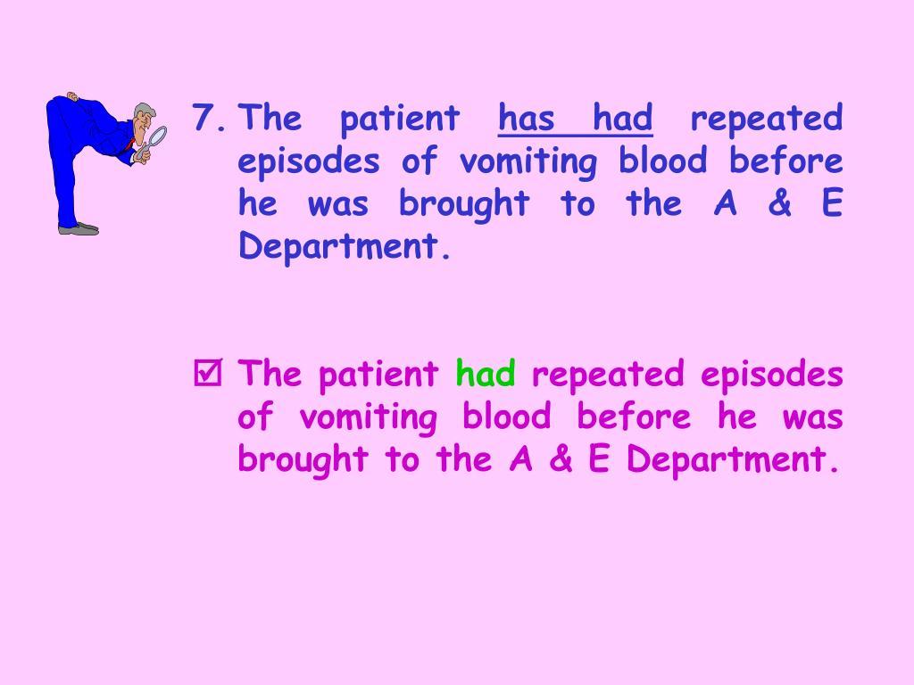 7.The patient