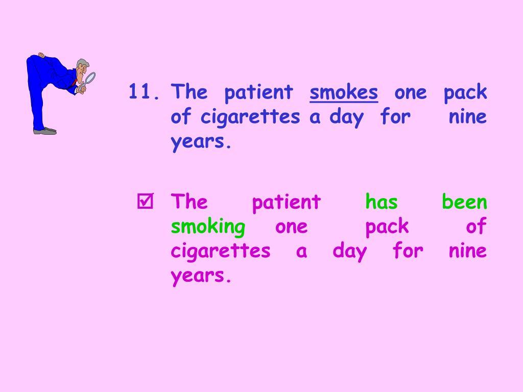 11.The patient