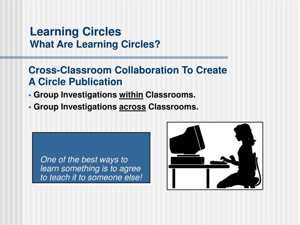 Learning Circles