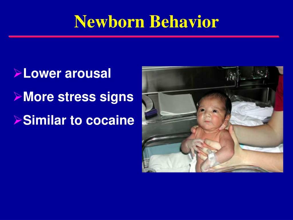 Newborn Behavior