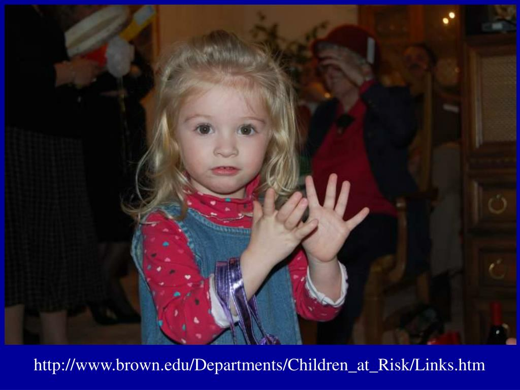 http://www.brown.edu/Departments/Children_at_Risk/Links.htm