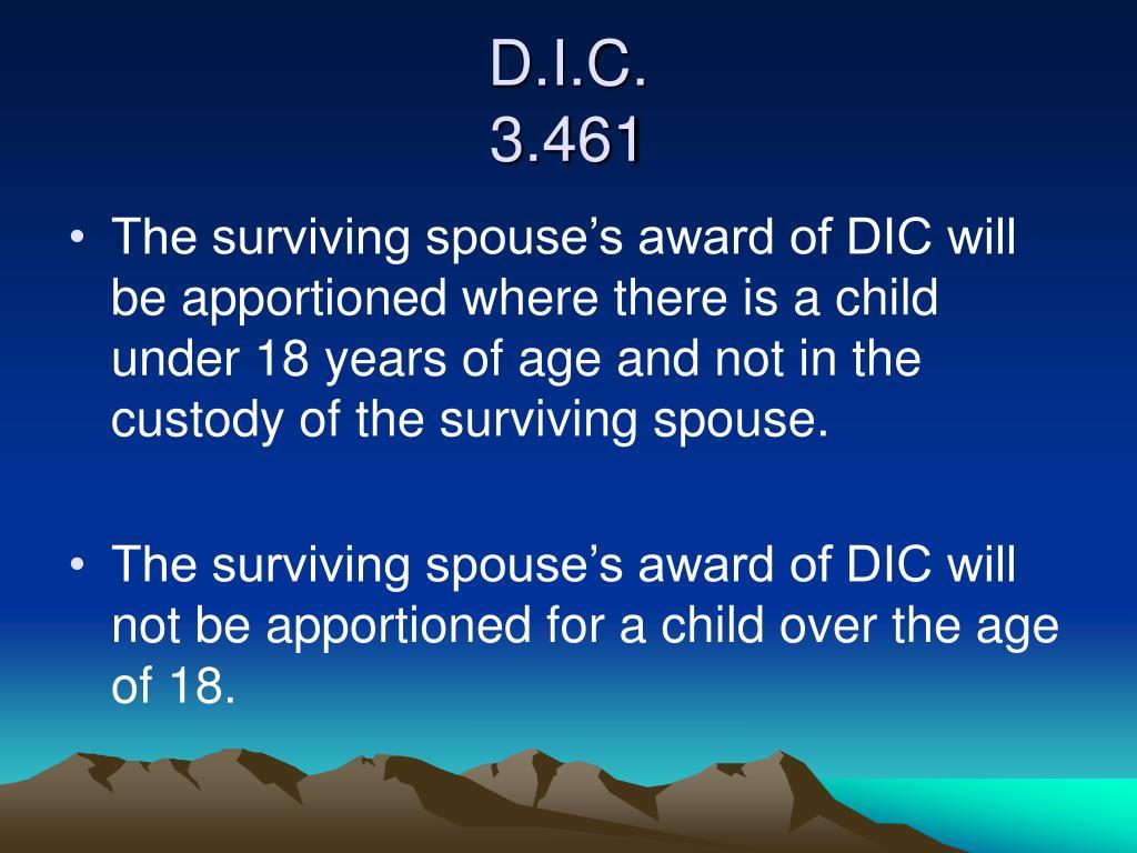 D.I.C.