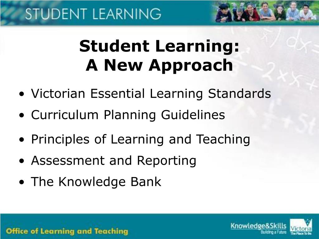 Student Learning: