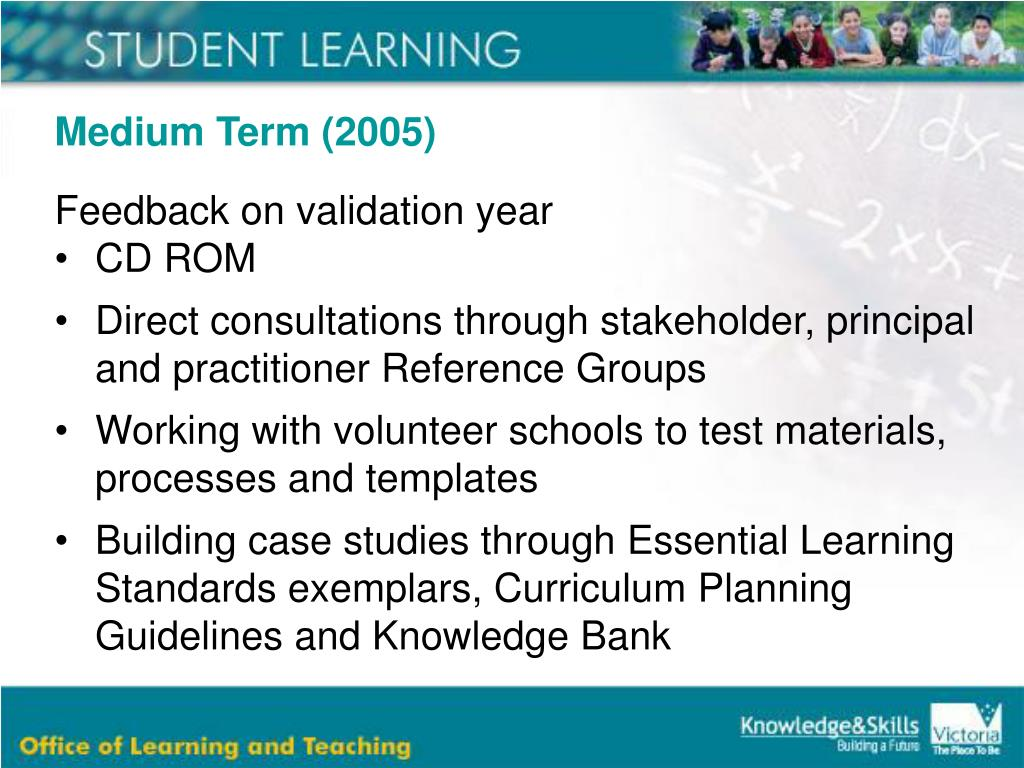Medium Term (2005)