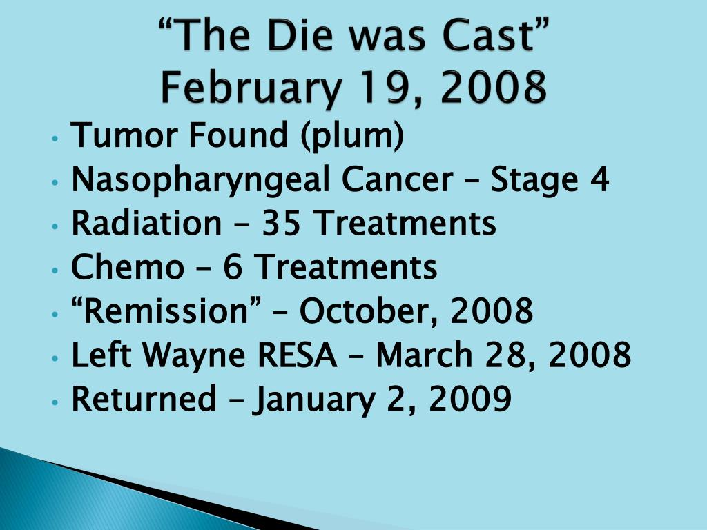 """The Die was Cast"""