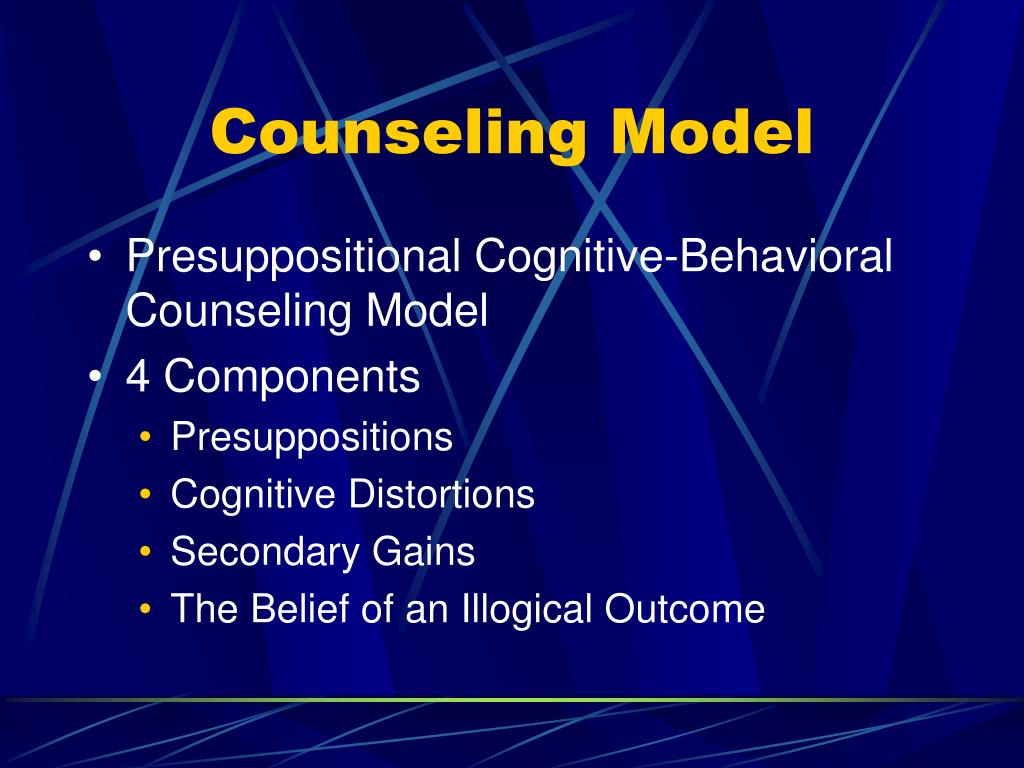 Counseling Model