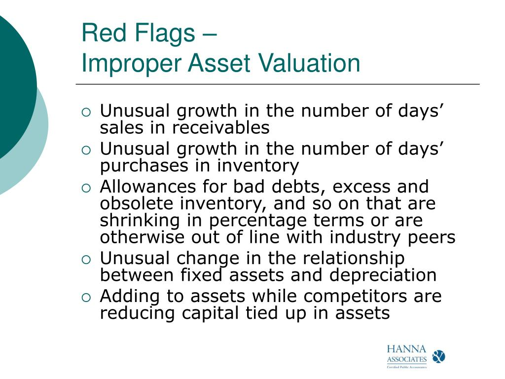 Red Flags –