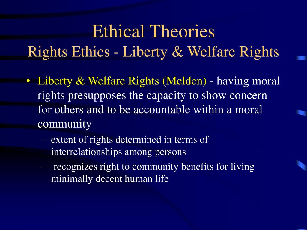 to what extent are ethical theories Ethical theories in business are important for everyone, business owners and customers and everyone else in between some ethical theories include sense of duty, business self-interest, and .
